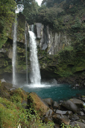 坂本龍馬の足跡 犬飼の滝