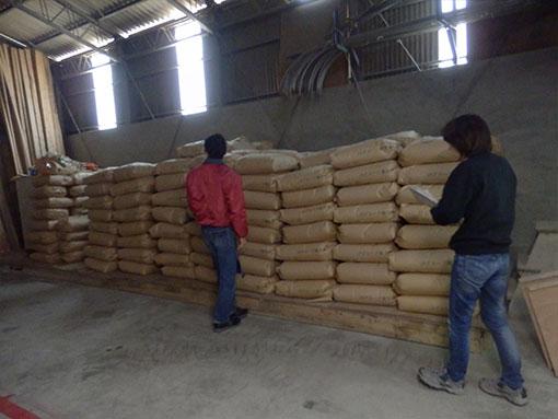2015収穫分 一等米がとれました